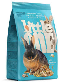 Купить <b>Корм</b> для кроликов <b>Little One</b> Rabbits 900 г по низкой цене ...