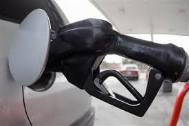 Image result for winter at the gas pumps