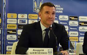 Шевченко: Я полностью сконцентрирован на сборной Украины ...