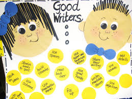 good writing skills first grade wow good writers anchor chart first grade wow