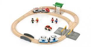 <b>BRIO</b> Деревянная <b>железная дорога</b> Городской транспорт 33139 ...