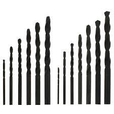 <b>Набор сверл</b> по металлу HSS 13 шт. <b>Sparta</b> 723455, 1.5-6.5 мм в ...
