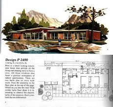 mid century modern house plans online   Mid Century HomesImage of  Eichler Mid Century Modern House Plans
