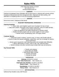 housekeeping resume hotel maintenance resume sample housekeeping    housekeeper room attendant resume examples hotel hospitality