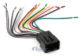 metra 70 5519 met 705519 car stereo wiring harness for select zoom