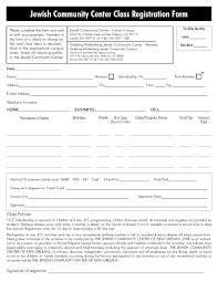 new orleans jcc class registration form southern rims