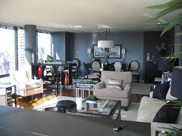 image of modern blue and gray living room blue gray living room