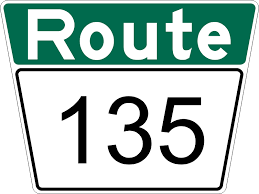 Winnipeg route 135