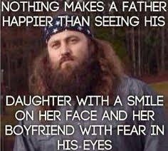 Father Daughter Quotes on Pinterest | Shotguns, A Real Man and ... via Relatably.com