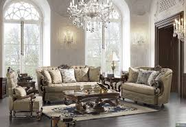 living room white middot classic