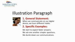 illustration essays examples sample illustration essay paragraph essay outline