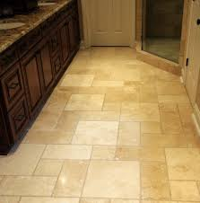 Kitchen Flooring Recommendations Custom Cement Tile Hallway Floor 21 Bold Patterned Tile Floors