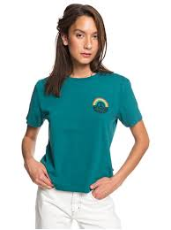 Женская <b>футболка Quiksilver Womens</b> EQWKT03060 | <b>Quiksilver</b>