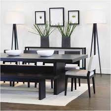 Dining Room Tables With Bench Black Kitchen Table Set Black Round Kitchen Tables High Kitchen