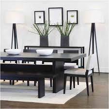 modern dining room designer furniture decor open table modern kitchen design with dark wood sets classic black white modern kitchen tables