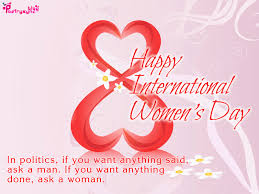 Happy International Women's Day | Happy Holidays 2014 - Part 9