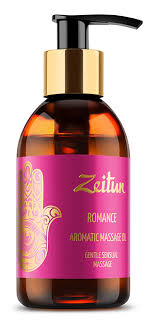 <b>ZEITUN</b> Масло <b>ароматическое массажное</b> Романтика (алая роза ...