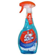 Купить <b>Средство</b> чистящее для мытья стекл «Mr Muscle» - После ...
