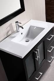 element contemporary bathroom vanity set:  design element stanton quot single bath vanity
