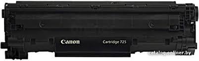 <b>Canon Cartridge</b> 725 <b>картридж</b> купить в Минске