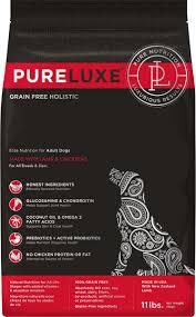 <b>Корм сухой PureLuxe для</b> взрослых собак с ягненком и нутом, 10 ...