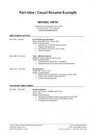 resume for a   time job   samples of resumes    how to make a good resume for   time job it resume cover fi