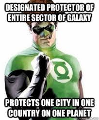 Scumbag Green Lantern memes   quickmeme via Relatably.com