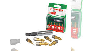<b>Набор бит Hammer</b> Flex <b>203-901</b> PB набор No1 Ph/Pz/S купить в ...