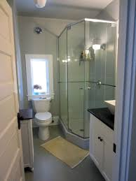 bathroom ideas corner shower design:  design ideas simple small bathroom corner shower