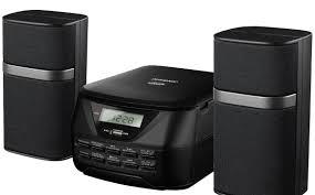 Duronic RCD017 <b>Micro</b> Hi-Fi <b>Audio System</b> CD/MP3 CD/USB/FM ...