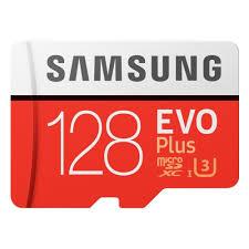 <b>Карта памяти Samsung</b> EVO Plus V2 microSDXC <b>128Gb</b> UHS-I U3 ...