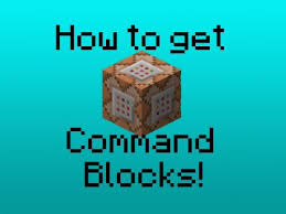 Cara simple buat dapetin command block di MinecraftPC