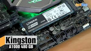 <b>Kingston A1000</b> 480 ГБ — обзор накопителя <b>M</b>.<b>2</b> NVMe PCI-E ...
