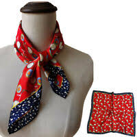 Clothing, Shoes & Accessories 100% Silk <b>Square Scarf</b> Women ...