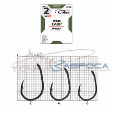 <b>Крючки Cobra CARP KOI</b> серия 708NSB - Рыболовные товары ...