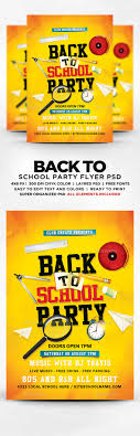 back to school flyer psd by designblend graphicriver back to school flyer psd clubs parties events
