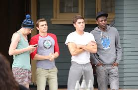 movie review neighbors killing time zac efron neighbors