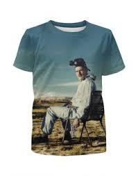 """Детские футболки c популярными принтами """"во все тяжкие"""" - <b>Printio</b>"""