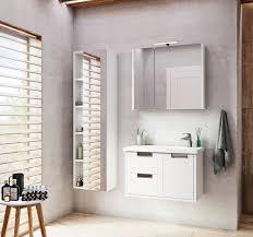 Мебель для ванной <b>Roca Etna</b> 857301806 80 белый глянец ...