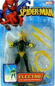"Spiderman <b>Classics</b> "" Electro "" <b>Moc</b> (Multicolor)"