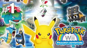 Пикачу в <b>парке покемонов</b> - PokePark Wii: Pikachu's Adventure - #1 ...