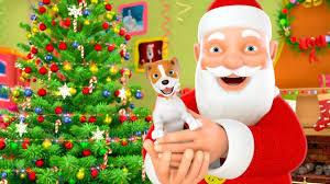 We Wish You A <b>Merry Christmas</b> | <b>Cartoon</b> Songs by Little Treehouse
