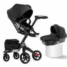 FOOFOO baby stroller <b>high landscape stroller two way</b> sitting fold ...