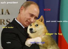 Internet memes mocking Vladimir Putin are now ILLEGAL in Russia ... via Relatably.com