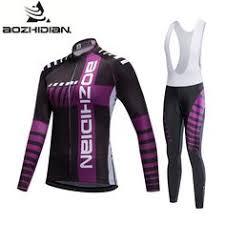 <b>2017</b> AZD64 Women <b>Pro</b> Team <b>Cycling Jersey</b> Set MTB Long ...