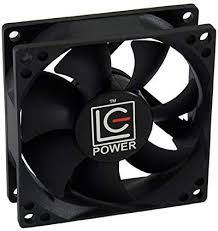 LC-Power LC-<b>CF-80</b> Chassis Fan (8 cm): Amazon.co.uk: Computers ...