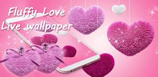 Pink Fluffy <b>Love Heart</b> Live Wallpaper 2020 - Apps on Google Play