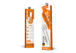 <b>LDNIO</b> Cable (<b>LS391</b>) For Type-C 1M Black MOQ:100 - купить ...