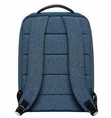 Рюкзак Xiaomi <b>Mi City Backpack</b> (<b>синий</b>) — купить в официальном ...