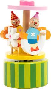 <b>Развивающая игрушка Фабрика</b> Фантазий Радостные клоуны ...